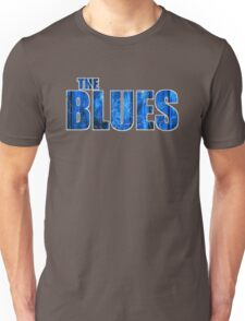 The Blues 2 Unisex T-Shirt