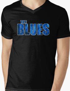 The Blues 2 Mens V-Neck T-Shirt