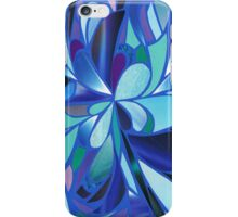 Blue Up iPhone Case/Skin