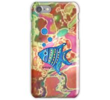 Angel Fish iPhone Case/Skin