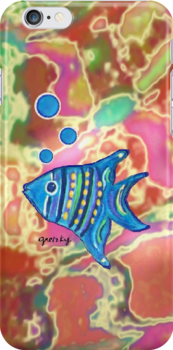 Angel Fish by gretzky