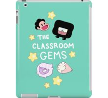 The Classroom Gems! // Steven Universe Crystal Gems Chibi iPad Case/Skin