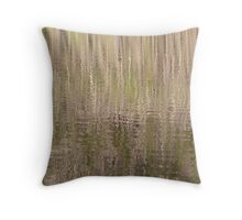 Chute Lake Reflection Throw Pillow