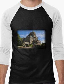 Gillette Castle Afternoon Men's Baseball ¾ T-Shirt