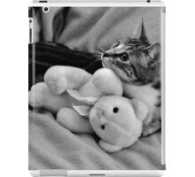Me and my Teddy Bear iPad Case/Skin