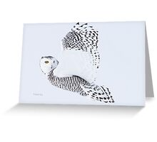 Guarded Greeting Card
