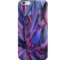 Purple Pieced Back Together iPhone Case/Skin