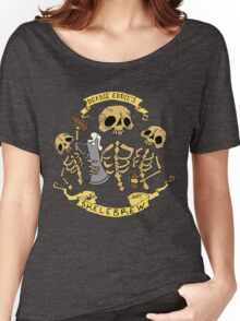 Spooky Fun Beer Label Women's Relaxed Fit T-Shirt
