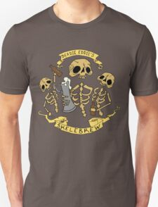 Spooky Fun Beer Label T-Shirt