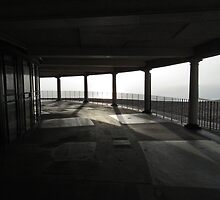 Eastbourne's Bandstand - Early Morning by PhotogeniquE IPA
