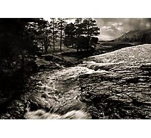 Linn Of Dee, Aberdeenshire Photographic Print