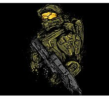 Master Chief Photographic Print