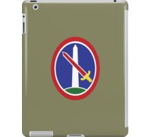 United States Army Military District of Washington iPad Case/Skin