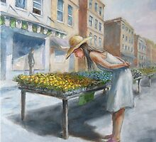 Flower Shopper by Jeff Jackson