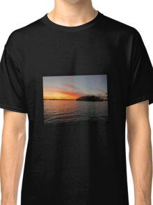 Rocket Powered Island Classic T-Shirt