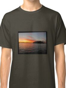 Rocket Powered Island Classic T-Shirt