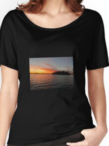 Rocket Powered Island Women's Relaxed Fit T-Shirt