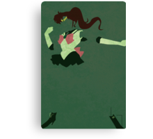 Sailor Jupiter Canvas Print