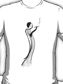 The Jazz Age Lady T-Shirt