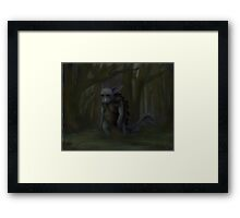 Wartortle- Pokemon Concept Digital Painting Framed Print
