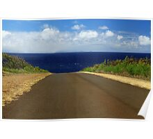The Road To Maui Poster