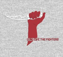 Long Live the Fighters Kids Clothes