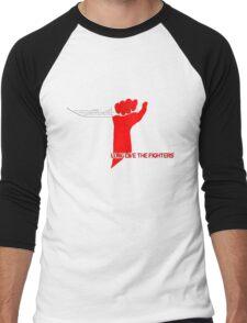 Long Live the Fighters Men's Baseball ¾ T-Shirt
