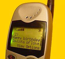 Happy Birthday Text by Remix67