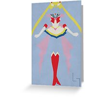 Sailor Moon Greeting Card