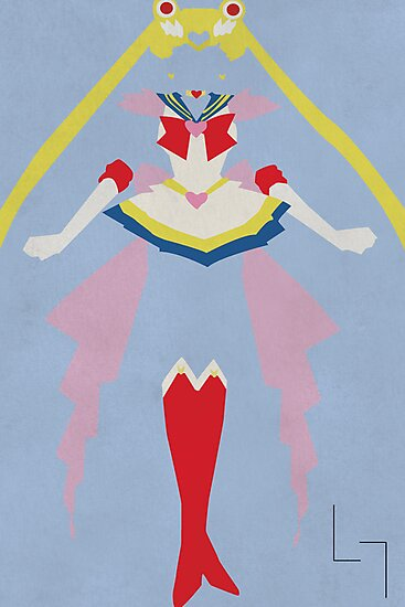 Sailor Moon by jehuty23