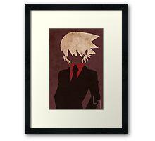 Soul Evans Framed Print
