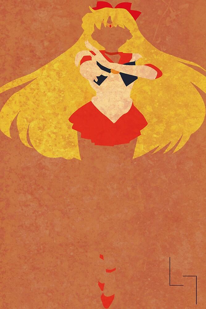 Sailor Venus by jehuty23