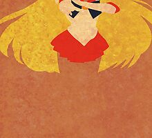 Sailor Venus by jehuty23