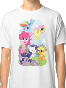 Filly Mane 6 Classic T-Shirt
