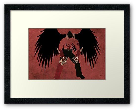 Devil Jin by jehuty23