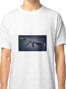 "AK ""Cartel"" (Black Wood) Classic T-Shirt"