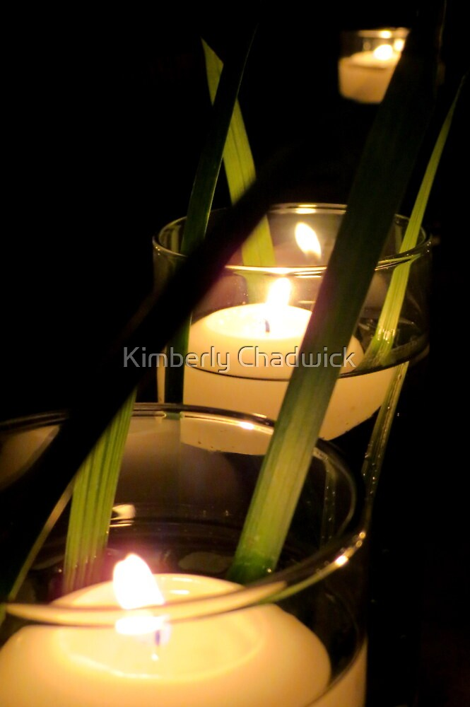 By the Flickering Light ~ by Kimberly Chadwick