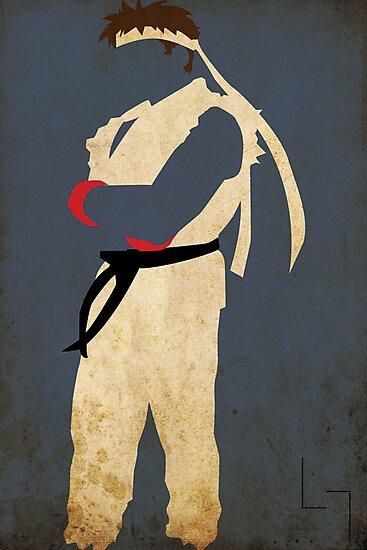 Ryu by jehuty23
