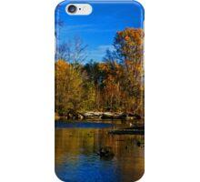 Elk Creek iPhone Case/Skin