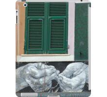 Window Mural iPad Case/Skin
