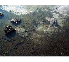 Sky Stones Photographic Print
