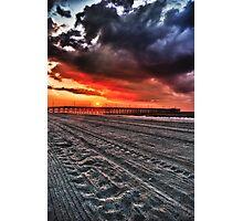 Surf Side Beach Photographic Print