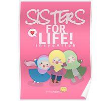 Sisters for Life Insya-Allah Poster