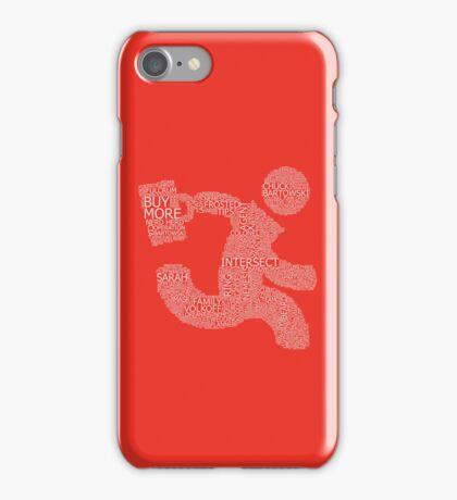 Versus (Red) iPhone Case/Skin