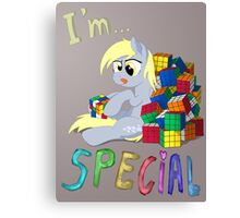 I'm... Derpy Hooves Canvas Print