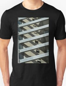 Abstract architecture. Photographed in tel Aviv, Israel  T-Shirt