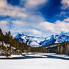 Rocky Mountains 1 by alan shapiro