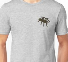 Hey, there's a spider on your... oh, nevermind.  Unisex T-Shirt