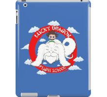 Lucky Dragon Flight School iPad Case/Skin