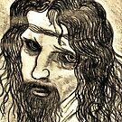"LEONARDO DI VINCI'S  ""CHRIST"" by NEIL STUART COFFEY"